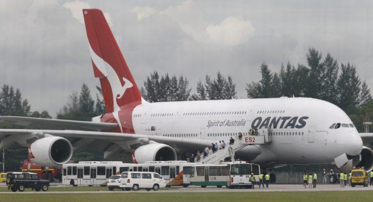 Ευτυχώς το αεροπλάνο δεν συνετρίβη – Καθηλώνει όλα τα A380 η Qantas | Newsit.gr