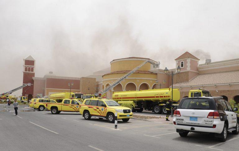 Φλόγες-δολοφόνοι σε εμπορικό κέντρο στο Κατάρ – 19 νεκροί – 13 παιδιά κάηκαν ζωντανά | Newsit.gr