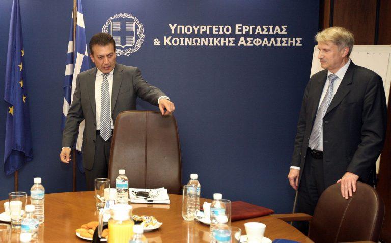 Ράιχενμπαχ και Στυλιανίδης συμφώνησαν στο πώς θα εξοικονομηθούν πόροι | Newsit.gr