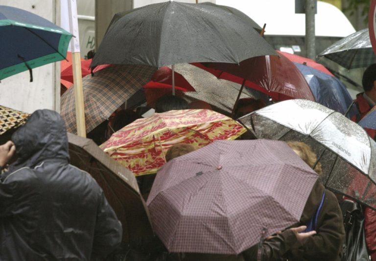 Με κρύο και βροχές μας ήρθε το 2012 – Τι καιρό θα κάνει μέχρι την Τρίτη | Newsit.gr
