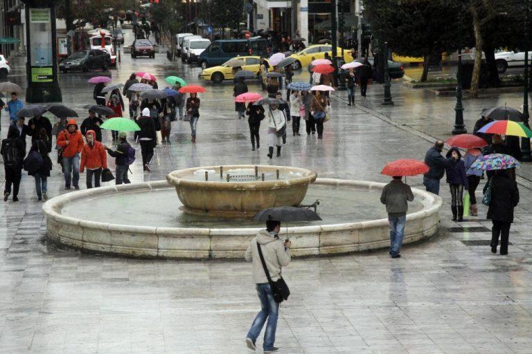 Καταιγίδες, βροχές και χαλάζι την Τρίτη | Newsit.gr