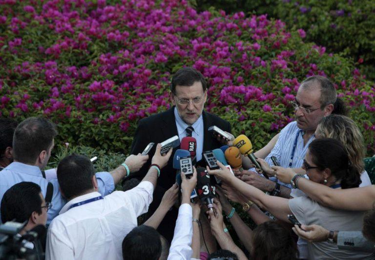 Ραχόι: «Καλό νέο» για Ελλάδα, ευρώ και Ισπανία το εκλογικό αποτέλεσμα | Newsit.gr
