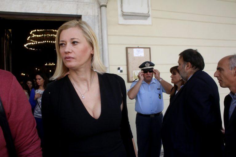 Και εγένετο… «Μέτωπο Νίκης» – Νέος πολιτικός φορέας από τη Ραχήλ Μακρή