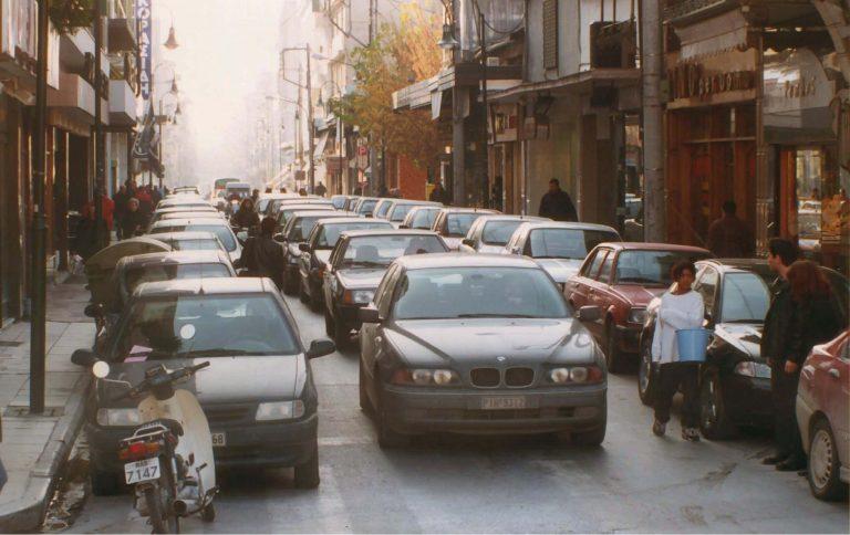 Λάρισα: Κυκλοφοριακό χάος από απεργούς, εργαζόμενους και φαρσέρ!   Newsit.gr
