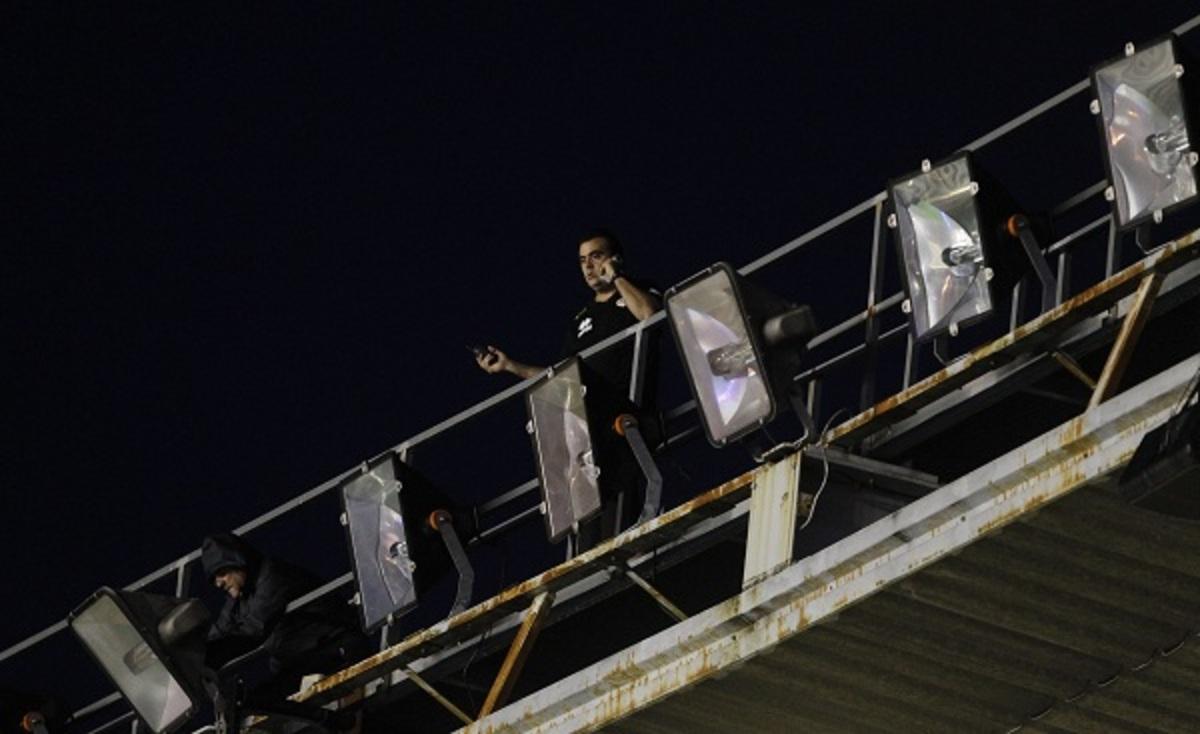 Έκοψαν τα καλώδια και αναβλήθηκε το ματς της Ρεάλ! | Newsit.gr