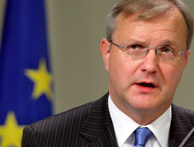 Όλι Ρεν: Η βοήθεια προς την Ισπανία είναι ένα σαφές μήνυμα προς τις αγορές | Newsit.gr
