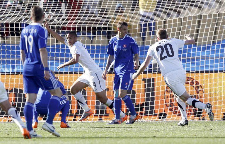 Ν.Ζηλανδία-Σλοβακία:1-1   Newsit.gr