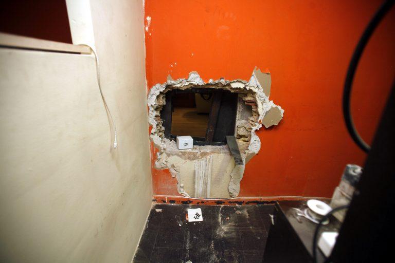 Τσάμπα το σκάψιμο – Δεν πήραν τίποτε οι ληστές | Newsit.gr