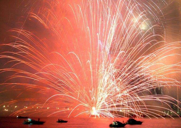 Πρωτοχρονιά στην Κοπακαμπάνα | Newsit.gr