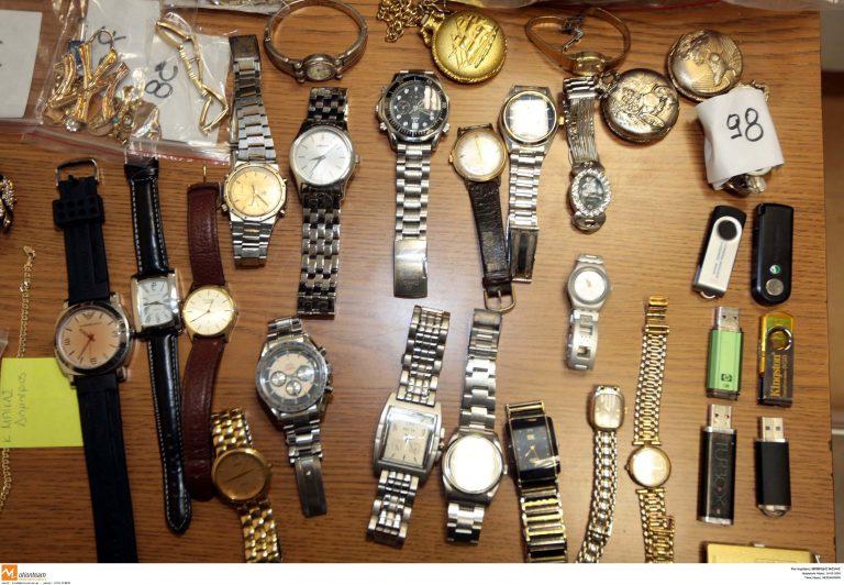 Του έκλεψαν 18 ρολόγια | Newsit.gr