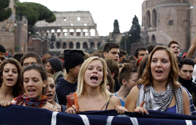 Αντισυνταγματικές οι περικοπές σε δικαστικούς και στελεχών του δημοσίου αποφάσισε ο ΑΠ της Ιταλίας | Newsit.gr