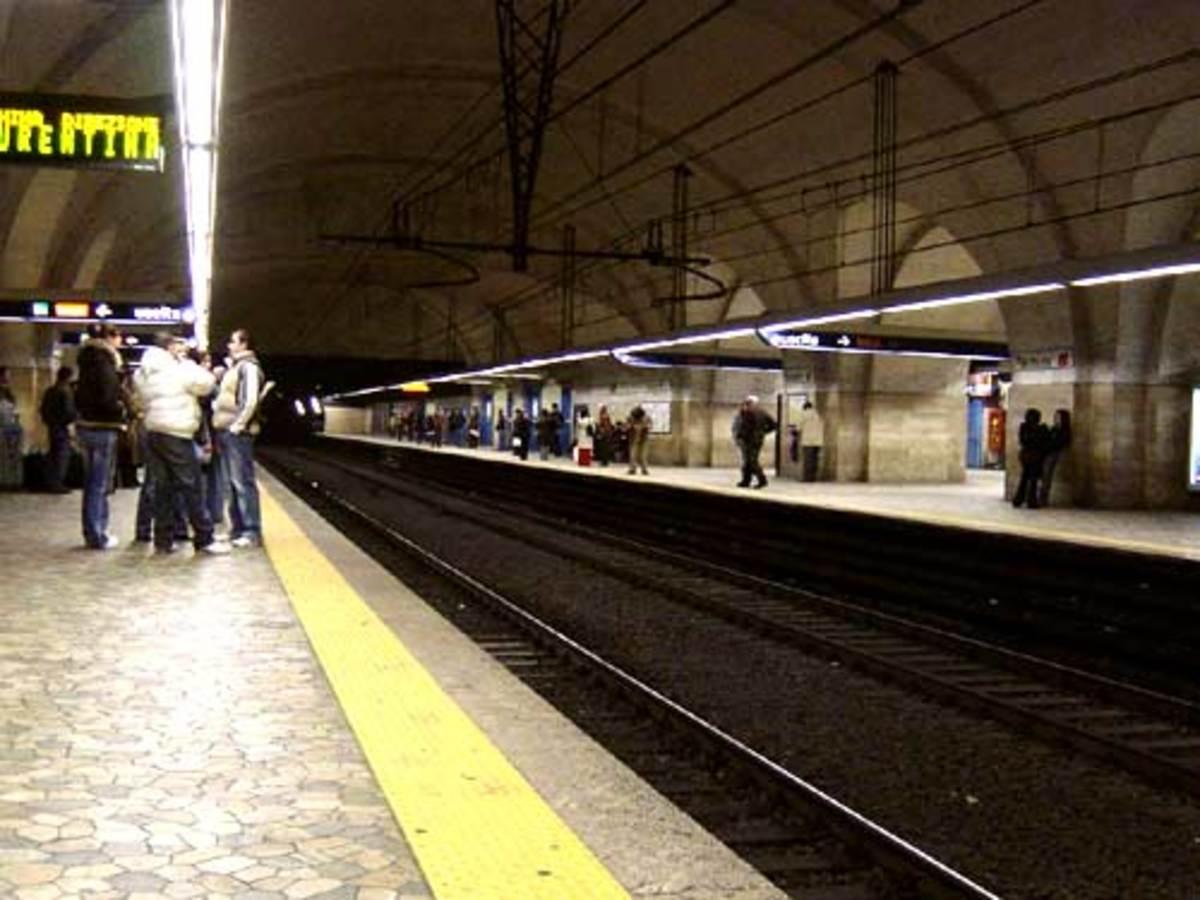 Βρήκαν φυτεία κάνναβης σε σήραγγα του… μετρό!   Newsit.gr