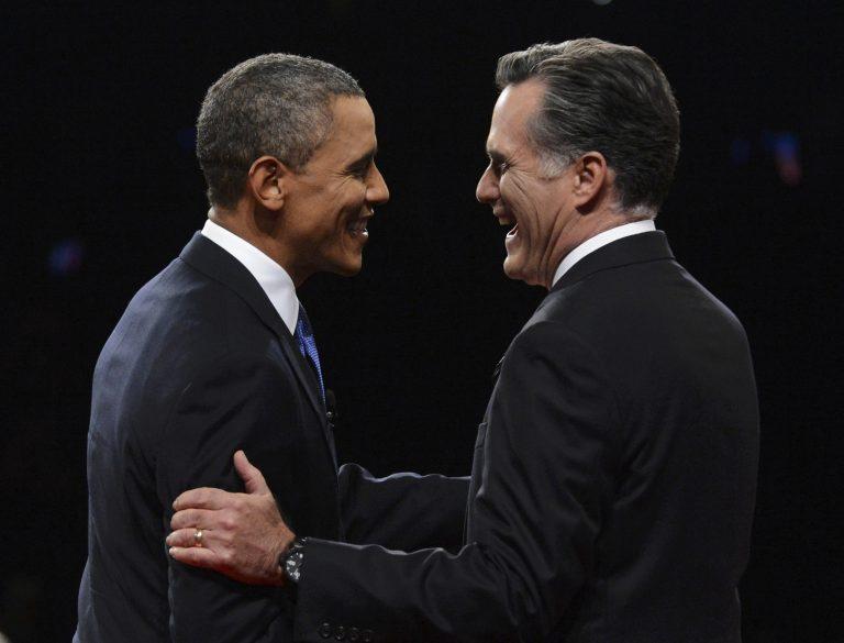 Ισοπαλία Ρόμνεϊ – Ομπάμα | Newsit.gr
