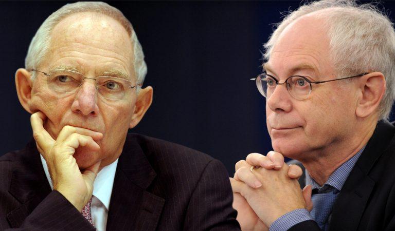 Οι Γερμανοί »τρενάρουν» την τραπεζική ένωση | Newsit.gr
