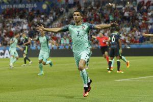 Ο Ρονάλντο έδειξε… το δρόμο! Στον τελικό του Euro 2016 η Πορτογαλία