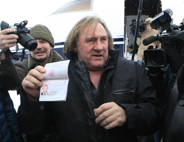 Η ζωή του Ζεράαρ Ντεπαρντιέ στη Ρωσία   Newsit.gr