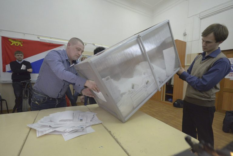 Σε εξέλιξη οι εκλογές στη Ρωσία – Καταγγελίες για νοθεία | Newsit.gr