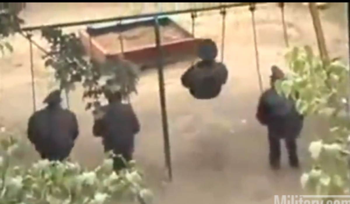 Ρώσοι αστυνομικοί σε ειδική επιχείρηση! – Δείτε το βίντεο | Newsit.gr