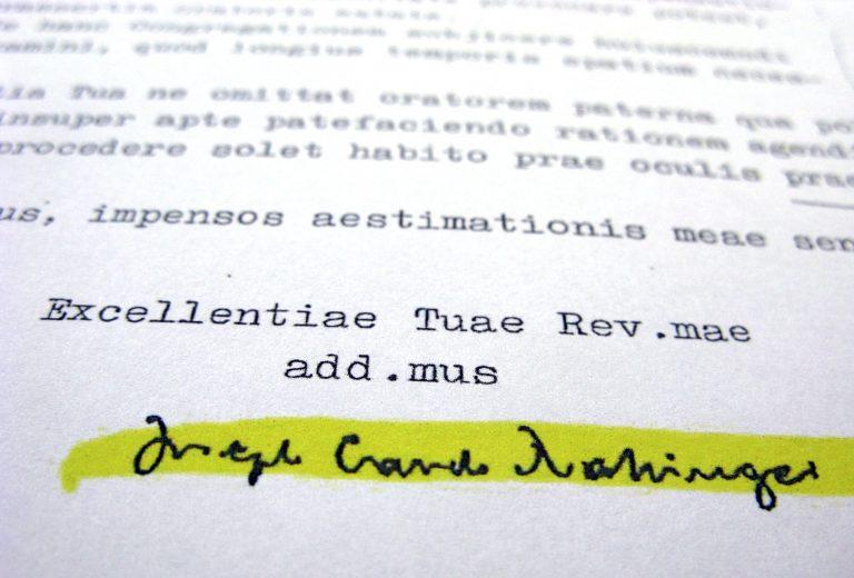 Με υπογραφή Βενέδικτου απαλλαγή παιδεραστή | Newsit.gr