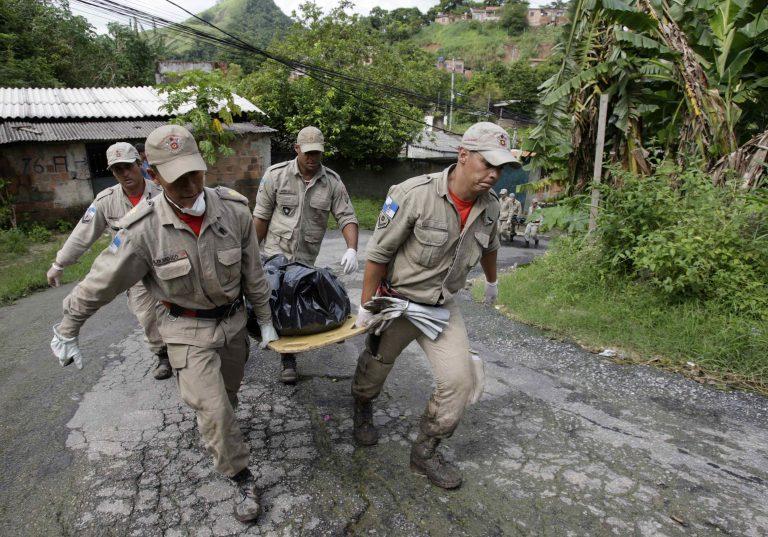 Φόβοι για 400 νεκρούς στο Ρίο | Newsit.gr