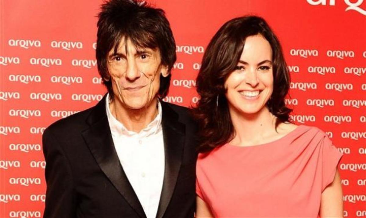 Τρίτο στεφάνι για τον Ronnie Wood των Rolling Stones   Newsit.gr