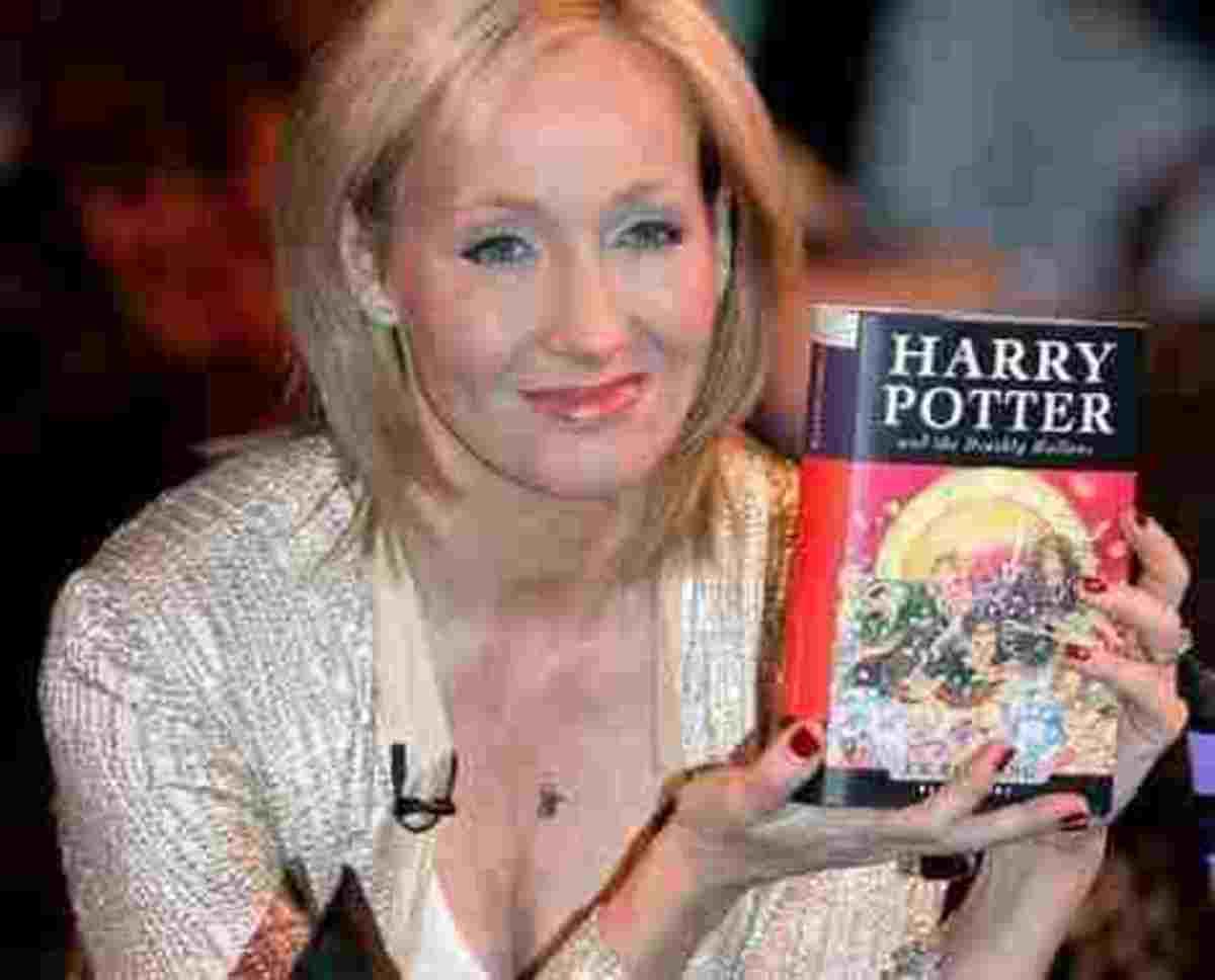 Ρόουλινγκ: Θα έρθουν κι άλλοι Harry Potter   Newsit.gr