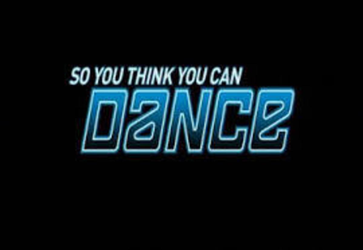Πιάνουν θέση στο «So You Think You Can Dance»