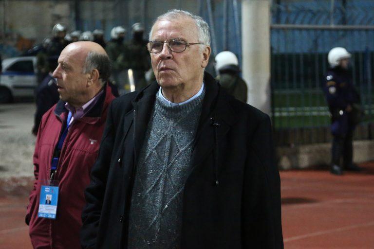 Θεοδωρίδης: Μην τολμήσει κανείς να μιλήσει για διαιτησία!   Newsit.gr