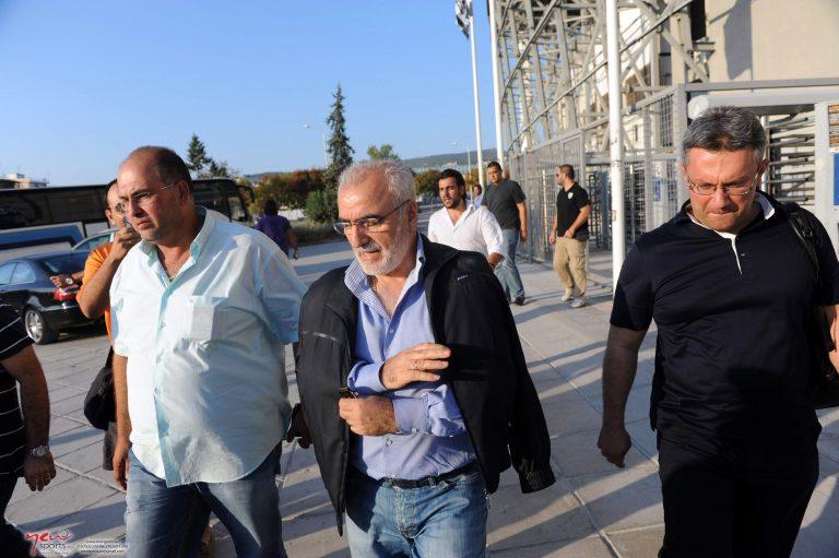 Σαββίδης: Και τη Μπαρτσελόνα να έφερνα δεύτεροι θα ήμασταν   Newsit.gr