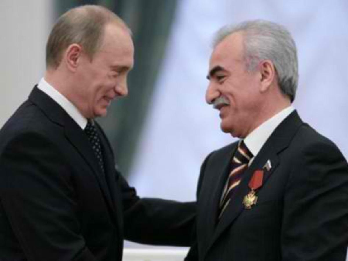 Επιστολή Πούτιν στον Σαββίδη!   Newsit.gr