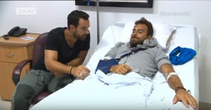 Survivor Greece: Η στιγμή που ο Τανιμανίδης μίλησε για το τροχαίο