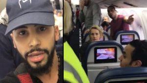 Τον πέταξαν έξω από αεροπλάνο επειδή μίλησε αραβικά [vid]