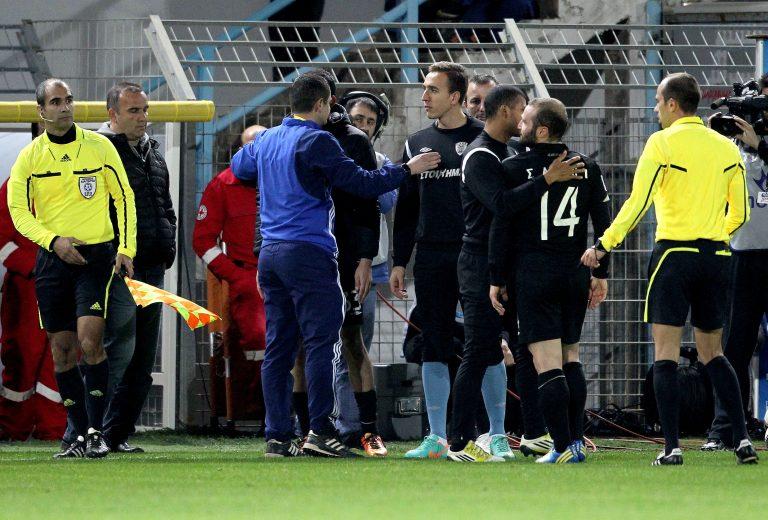 Σαλπιγγίδης: Δεν τον μούντζωσα, ήταν κίνηση αγανάκτησης | Newsit.gr