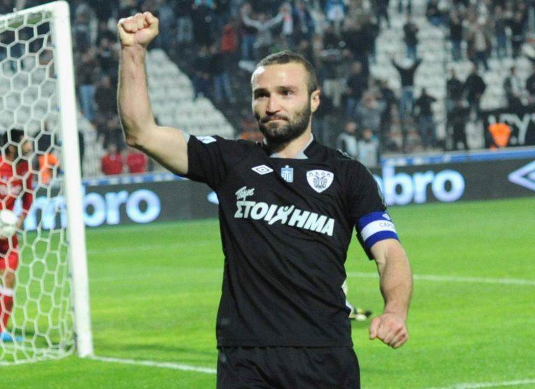 Σαλπιγγίδης: Δεν υπάρχει φαβορί στο ματς με τον Παναθηναϊκό | Newsit.gr
