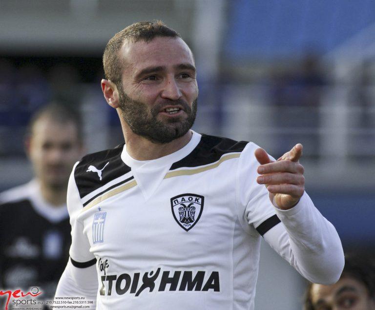 Μένει στον ΠΑΟΚ ο Σαλπιγγίδης | Newsit.gr