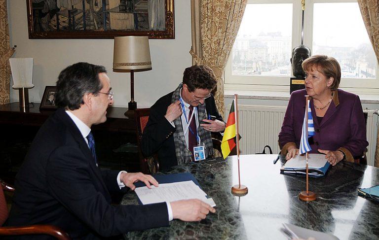 Πάει με… μικρό καλάθι στη συνάντηση με Μέρκελ ο Αντώνης Σαμαράς – Ψυχρή απέναντι στην Ελλάδα η Γερμανίδα | Newsit.gr