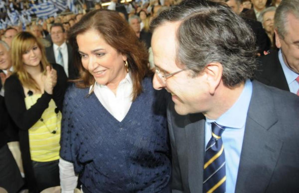 Συνάντηση Σαμαρά-Μπακογιάννη; | Newsit.gr