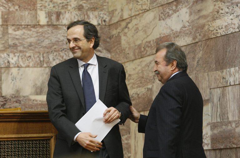 ΝΔ:όχι στο πάγωμα των χαμηλών συντάξεων | Newsit.gr