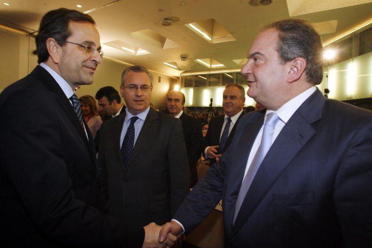 Ο Σαμαράς θέτει στο περιθώριο τον Καραμανλή   Newsit.gr
