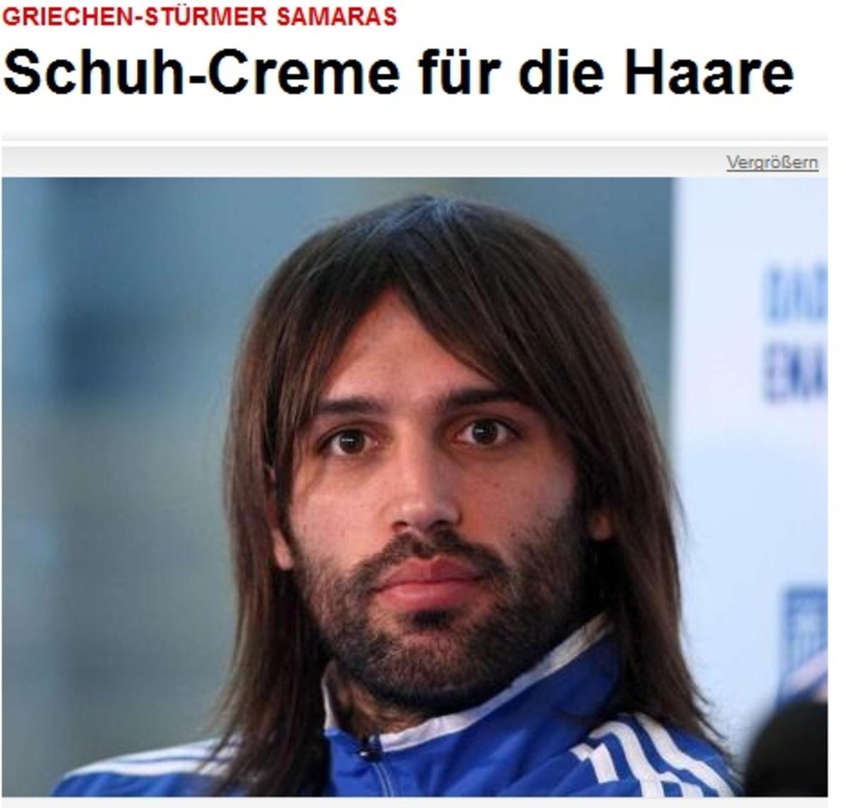 Με τις τρίχες του Σαμαρά ασχολούνται οι Γερμανοί   Newsit.gr