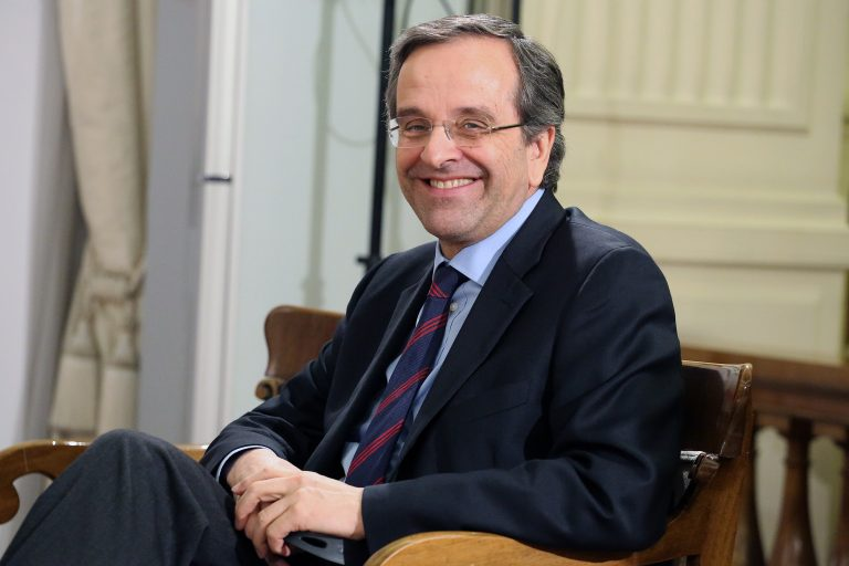 Ο Σαμαράς θα δει τον Σάφα για λύση στο θέμα των ναυπηγείων Σκαραμαγκά | Newsit.gr