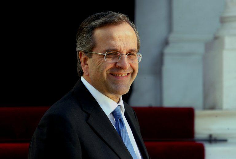 Σαμαράς: Η Ελλάδα βάζει μπρος τις μηχανές για ανάπτυξη | Newsit.gr