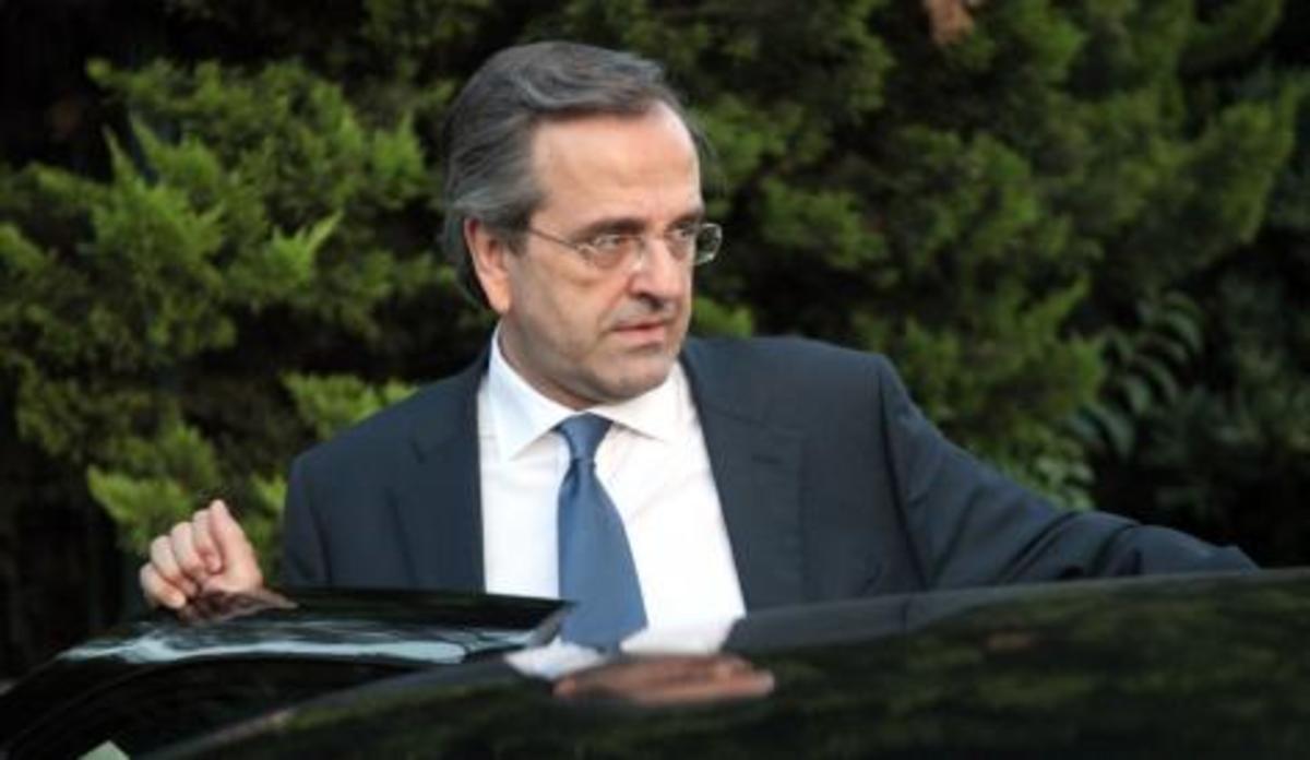 Ο Σαμαράς ενημερώθηκε για το επεισόδιο με τον ανθυπολοχαγό Κασιδιάρη! | Newsit.gr