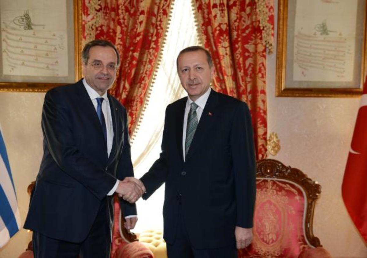 ΣΥΡΙΖΑ κατά Σαμαρά για τη συνάντηση με τον Ερντογάν | Newsit.gr