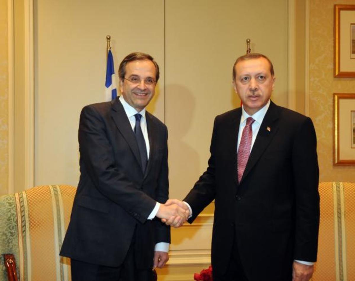 Τι δεν πρέπει να ξεχάσει ο Σαμαράς στη συνάντηση με τον Ερντογάν | Newsit.gr
