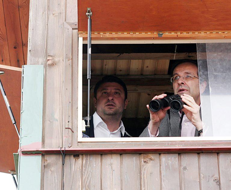 Σαμαράς: Ανοχύρωτος ο Υμηττός | Newsit.gr