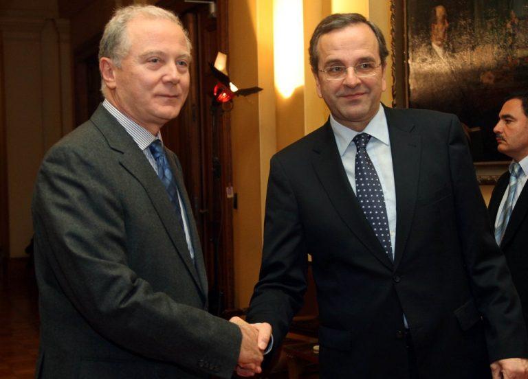 Συνάντηση του πρωθυπουργού με τον Γ. Προβόπουλο | Newsit.gr