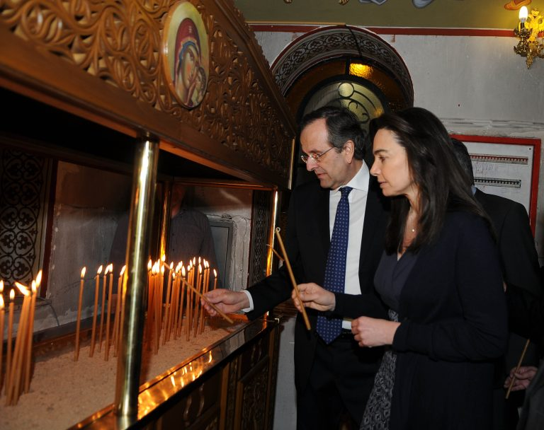 Α. Σαμαράς: «Μαζί θα παλέψουμε και μαζί θα τα καταφέρουμε» | Newsit.gr