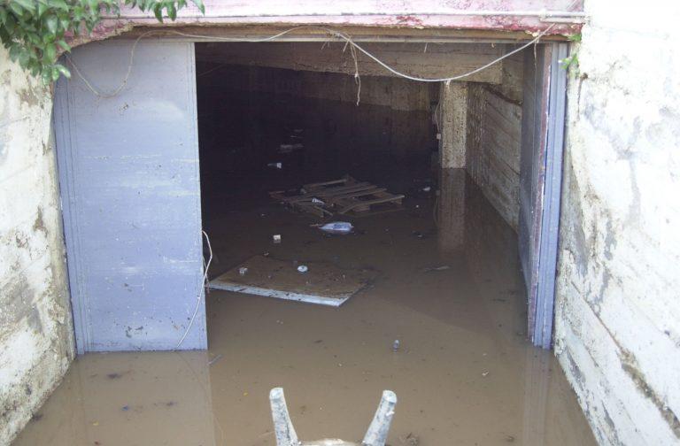 Έβρεξε… προβλήματα στη Σάμο | Newsit.gr