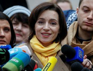 Μολδαβία: Νοθεία στις προεδρικές εκλογές καταγγέλλει η φιλοευρωπαία υποψήφια
